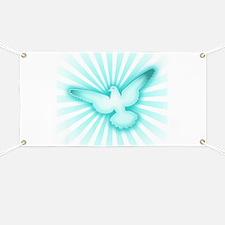 Peace dove Banner