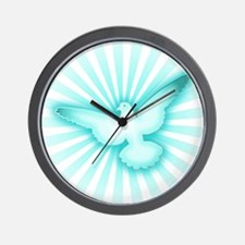 Peace dove Wall Clock