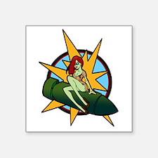 ZRPP Zombie Bomb Sticker