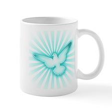 Peace dove Mugs