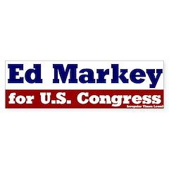 Ed Markey for Congress Bumper Bumper Sticker