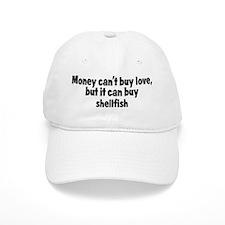 shellfish (money) Baseball Baseball Cap