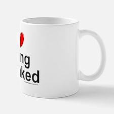 Being Spanked Mug