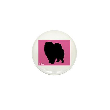 Pomeranian iPet Mini Button (100 pack)