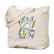 Chef's Tools Tote Bag