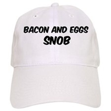 Bacon And Eggs Baseball Cap