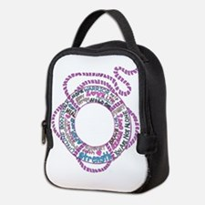 The Life Saver Neoprene Lunch Bag