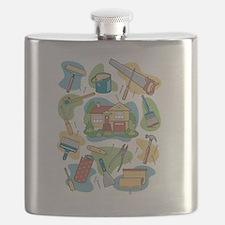 Home Improvement Flask