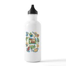 Home Improvement Water Bottle