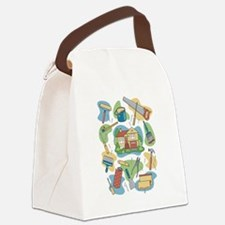 Home Improvement Canvas Lunch Bag