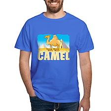Kid Friendly Camel T-Shirt