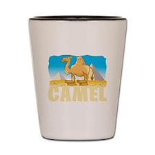 Kid Friendly Camel Shot Glass