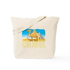 Kid Friendly Camel Tote Bag
