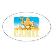 Kid Friendly Camel Decal