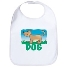 Kid Friendly Dog Bib