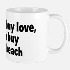 sex on the beach (money) Mug