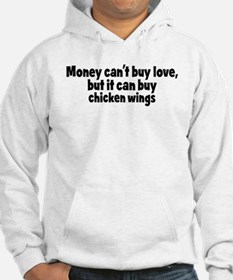 chicken wings (money) Jumper Hoody
