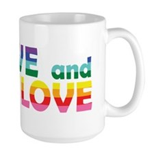 Live Let Love Oh Mugs