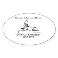 1898-1899 Egyptian Expedition (Dark Decal