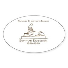 1898-1899 Egyptian Expedition (Sepi Decal