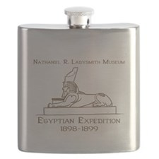 1898-1899 Egyptian Expedition Flask