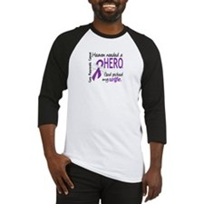 Pancreatic Cancer Heaven Needed He Baseball Jersey