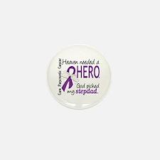 Pancreatic Cancer Heaven Nee Mini Button (10 pack)