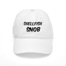 Shellfish Baseball Baseball Cap