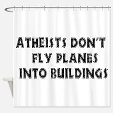 Atheist Truth Shower Curtain
