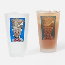 The Mad Katter Drinking Glass