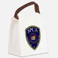 SPCA Patch Canvas Lunch Bag