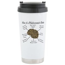 Unique Phlebotomy Travel Mug