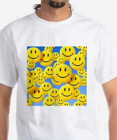 Smiley face symbols T-Shirt