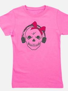Skull JamZ Girl's Tee