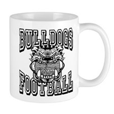 Bulldogs Football Mugs