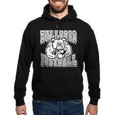 Bulldogs Football Hoodie