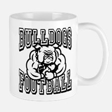 Bulldogs Football Mugs