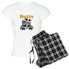 Butte, Alaska Pajamas