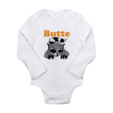 Butte, Alaska Body Suit