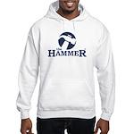 The Hammer Hooded Sweatshirt