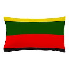 Reggae Stripes Pillow Case