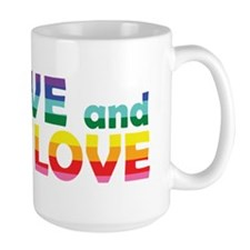 Live Let Love Mn Mugs