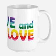Live Let Love Mn Mugs
