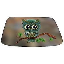 Lifes a Hoot Owl Bathmat