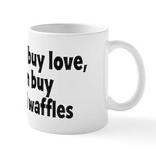 chicken and waffles (money) Coffee Mug