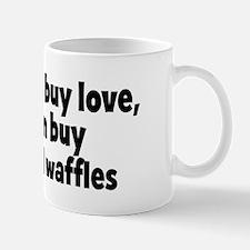 chicken and waffles (money) Mug