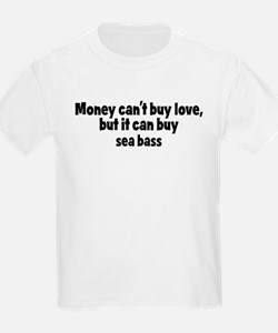 sea bass (money) T-Shirt