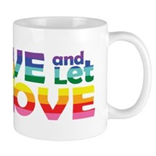 Live Let Love Ks Mugs