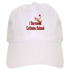 Catholic School Survivor Baseball Cap