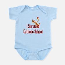 Catholic School Survivor Infant Bodysuit